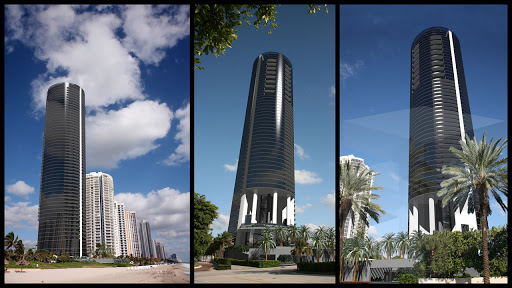Porsche tower Miami for rent