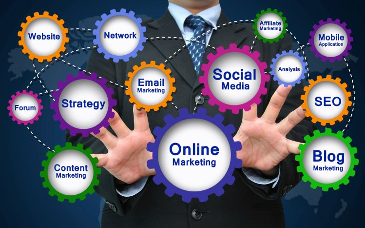 The Benefits Of Online Marketing with new ideas