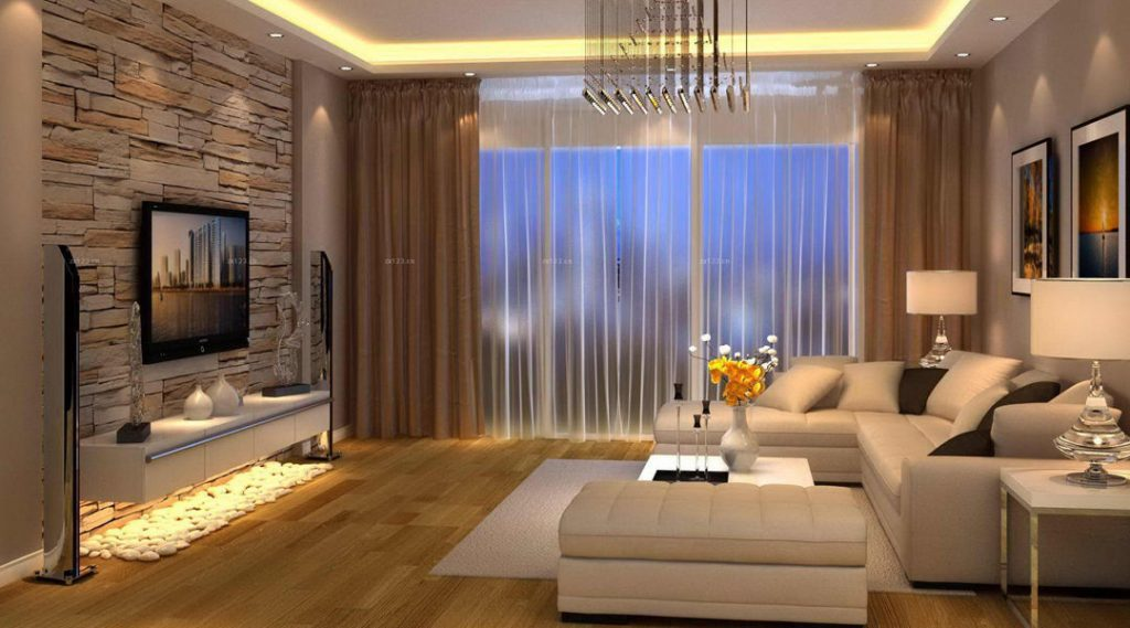Interior designing construction